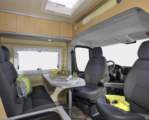 Wohnmobil Clever Drive 600