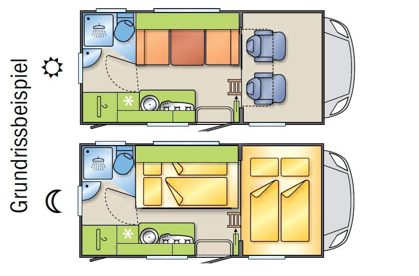 mercedes vario wohnmobile 3 best car review. Black Bedroom Furniture Sets. Home Design Ideas