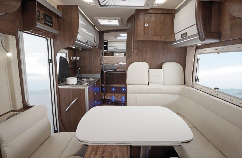 wohnmobile erlangen laika ecovip motorhome 609. Black Bedroom Furniture Sets. Home Design Ideas