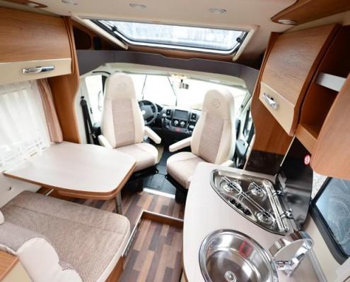 Knaus Van Ti 550 MD