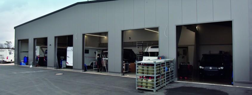 Werkstatt Wohnmobile Erlangen