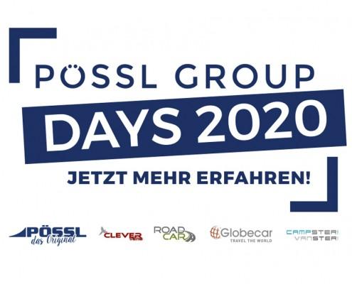 Pössl Group Days 2020